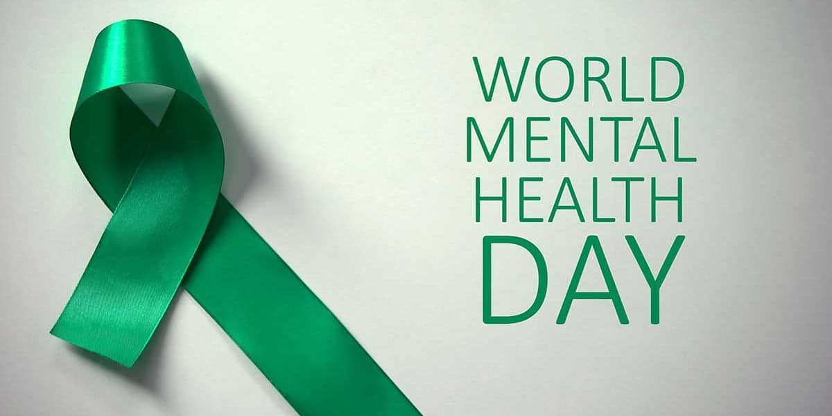 Support World Mental Health Day On October 10