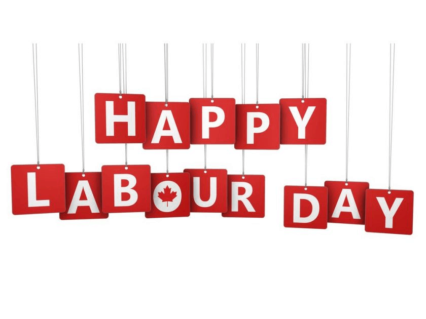 Happy Labour Day Canada from 365 iT SOLUTIONS 1