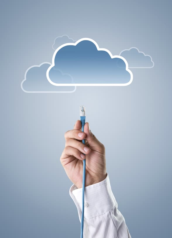 Is your business looking at the cloud