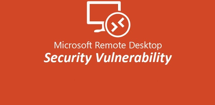 Patch for Microsoft RDP Server Security Vulnerability