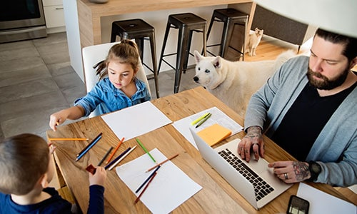 Security Tips for Employees Working from Home