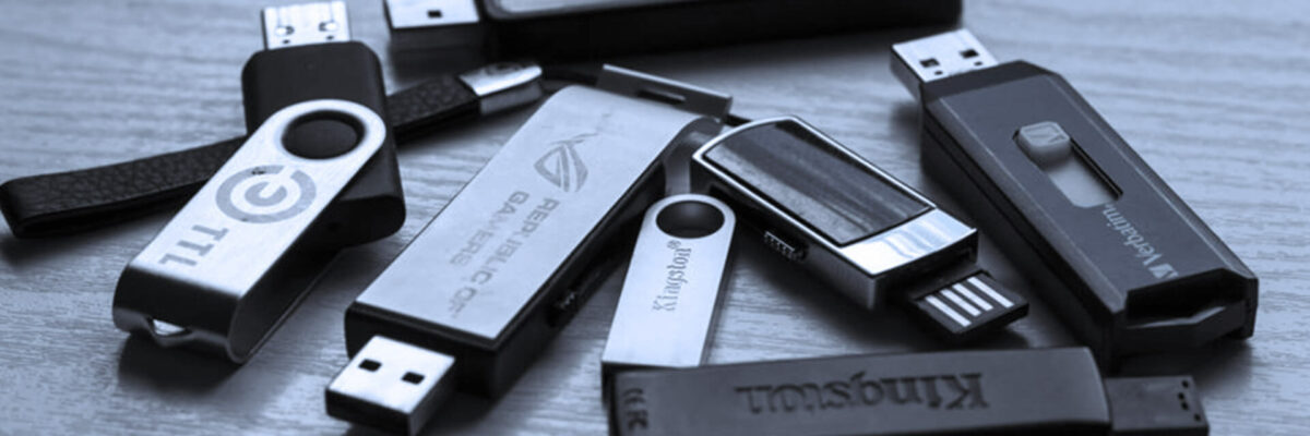 Large Amounts of Corporate Data Are Stored on Employees USB Devices
